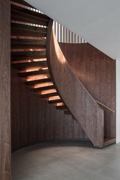 pinterest.com/fra411 #stairs - Fendi Residence / rGlobe