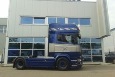 Drie nieuwe R520 V8 Scania's voor Meijndert International B.V.