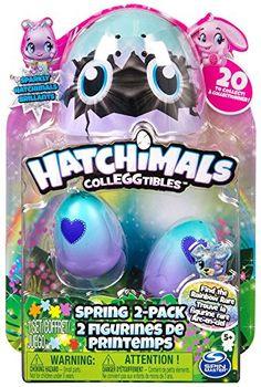 Win The New Hatchimals Colleggtibles Hatchimales