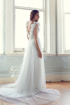 Karen Willis Holmes 2013 bride collections mariée, bride, mariage, wedding, robe mariée, wedding dress, white, blanc