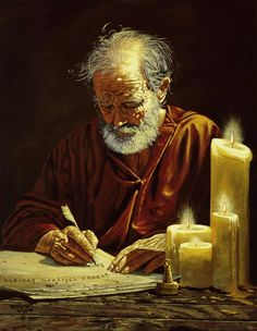 While under house arrest, for 2 yrs., in Rome (A.D. 61-62) Paul used the time to write:  Colossians, Ephesians, Philemon, and Philippians.  4 yrs. of presumed freedom followed his release, during which time he wrote 1 Timothy and Titus.  2 Timothy was penned during his final imprisonment.. The Apostle Paul, by Kenneth Wyatt.