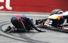 globoesporte - FOTOS: todos os ângulos do tetra de Vettel no GP da Índia - fotos em fórmula 1