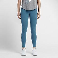 Nike Leg-A-See Just Do It Metal Women's Tights. Nike.com