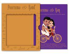 Beautiful and Creative Wedding Invitation Card Designs Art by techblogstop 2