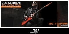 JOE SATRIANI EN CHILE