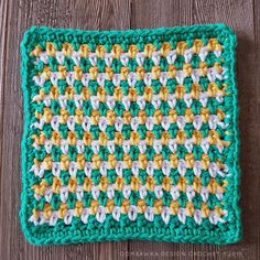8 Different Crochet Stitches, Volume II | AllFreeCrochet.com