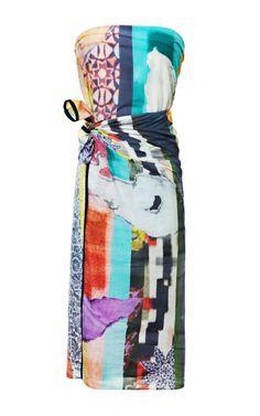 Cotton Sarong by Holiday by Megan Park - Moda Operandi