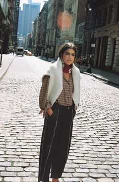 Mango got Leandra Medine on board for the seventh edition of the digital project Mango Journeys and shot a short film with her in New York