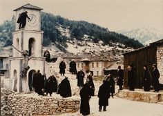 Still from Alexander the Great dir. by Theo Angelopoulos.