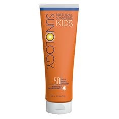 Sunology Natural Sunscreen ** Follow me on www.MommasBacon.com **