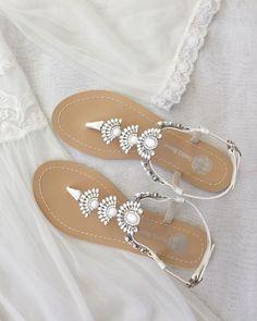 18 Wedding Sandals You'll Want To Wear Again ❤ wedding sandals boho bella belles #weddingforward #wedding #bride