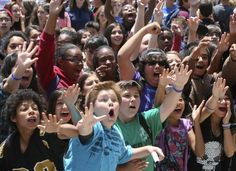 MURRIETA: Campus stages 'Rock the Test Fest'