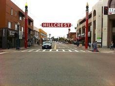 Hillcrest - San Diego