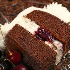 Black Forest Cake I - Allrecipes.com