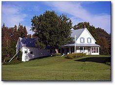 Hobby farm 40 acres with house and barn - escumanac