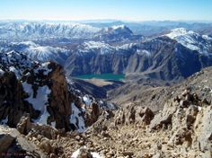 Gahar Lake in Doroud City / Lorestan province