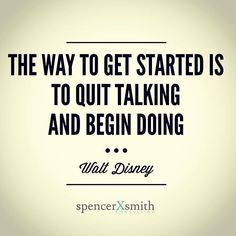 The quickest way to #success? #Fail more quickly than other people. Discover what works and what doesn't. Just #start