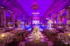 Photos of The Week: Chelsea & Brian, The Plaza Hotel Fred Marcus Studio