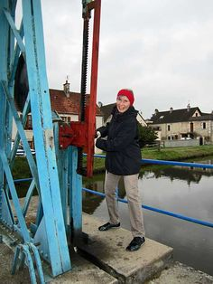 Feeling energetic? How about helping with the canal bridges?