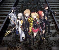La serie de novelas ligeras Qualidea Code de Speakeasy tendrá Anime para televisión.