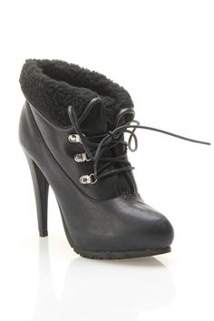 Brenna Lace Up Ankle Boot