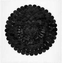 "transoptic: "" Dean Smith, black hole sun #2. 2001. """