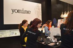 Reto Mary Kay 100 maquillajes en Yomime Joyas http://conelmicroyentacones.com/2015/03/28/reto-de-los-100-maquillajes-de-mary-kay-en-joyeria-yomime/