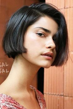 Pin by reham saber on body in 2019 cabello cortito, cortes d Modern Short Hairstyles, Short Hair Styles, Choppy Hairstyles, Popular Hairstyles, Natural Hairstyles, Medium Hair Cuts, Long Hair Cuts, Pelo Rasta, Classic Haircut