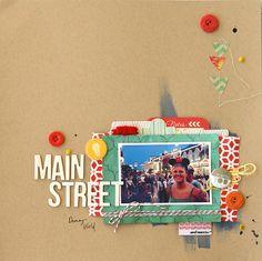 A Musing to Create: main street disney