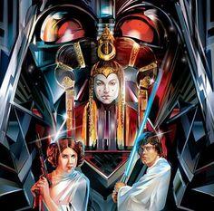 Star Wars Skywalker Family