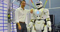 NASA's Valkyrie Robot on YouTube