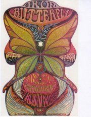 When we played with the Iron Butterfly