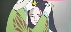 "Headline: ""Extended ""Princess Kaguya"" Trailer (Best Animated Short of the Year..?)"" (Monday, November 18, 2013) Image credit: Studio Ghibli ♛ Once Upon A Blog... fairy tale news ♛"