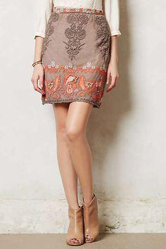 Anthropologie - Fiamma Pencil Skirt