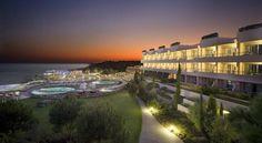 Grande Real Santa Eulália - Um resort amigo das crianças, com uma localização que agrada tanto a quem não passa sem a agitação de Albufeira como a quem só quer sol e descanso.