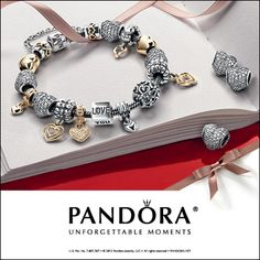 These 14K gold hearts will melt your heart!  http://pandoramoa.com/categories/Pandora-Moments/14k-Gold-Beads/