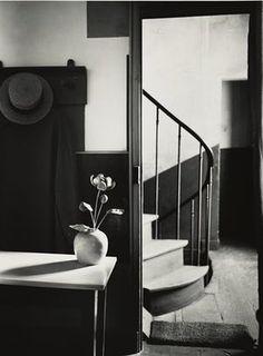 Chez Mondrian, Paris, 1929.