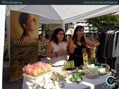 Savia Viva en la 3era edición de Zoco Vial Córdoba !! www.zocovialcordoba.es www.facebook.com/ZocoVialCordoba www.twitter.com/ZocoVialCordoba