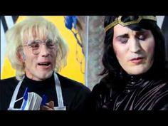 Noel Fielding's Luxury Comedy - BBQ Breakdown #noelfielding #mightyboosh