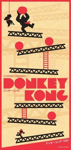 Donkey Kong - Remember this?