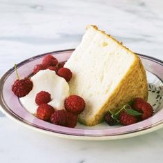 Bake a Better Angel Food Cake