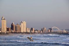 Discover the 10 best things to do in Durban, South Africa, including swimming with sharks, catching a local rugby game and trying specialty curries. Durban South Africa, South Africa Safari, Visit South Africa, Cool Places To Visit, Places To Travel, Volunteer In Africa, Costa Rica Travel, Africa Travel, Things To Do