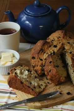 {Sourdough} Irish Soda Bread