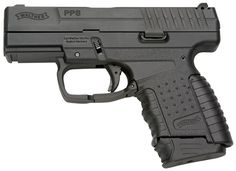 Walther PPS Double Action Only Compact 40 S&W Polymer Blue 1 Mag Fired Case Fixed Sights - Anthony Arms - America's largest online firearms and accessories mall. Home Defense, Self Defense, Rifles, Fire Powers, Cool Guns, Awesome Guns, Guns And Ammo, Weapons Guns, Concealed Carry