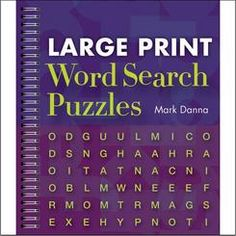 MaxiAids: Large Print Word Search Puzzles - If youve been searching for word searches you can actually see without a struggle, look no further. Money Worksheets, 2nd Grade Math Worksheets, Printable Worksheets, Printable Coloring Pages, Free Printable Word Searches, Light Bulb Drawing, Family Tree Worksheet, Sterling Publishing, Word Search Puzzles