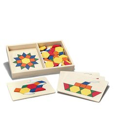 Take a look at this Melissa & Doug Pattern Blocks & Boards Set today! Christmas Gifts For Boys, Christmas Toys, Holiday Gifts, Christmas 2016, Preschool Prep, Toy Bins, Space Toys, Melissa & Doug, Kids Patterns