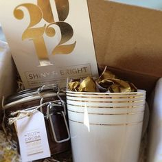 Gorgeous hamper given to Oh Joy! by urbanic