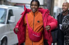 Top 10 Best Street Style Moments Of A$AP Rocky