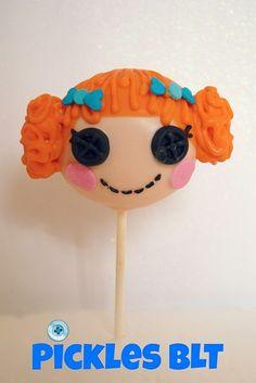 ... Lalaloopsy on Pinterest  Lalaloopsy, Lalaloopsy Party and Cake Pop