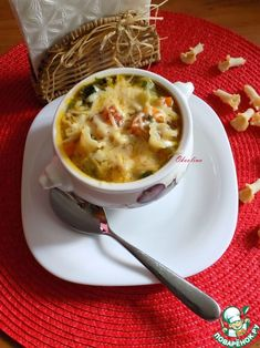 Минестроне – кулинарный рецепт Cheeseburger Chowder, Soup, Recipes, Soups, Soup Appetizers, Recipies, Recipe
